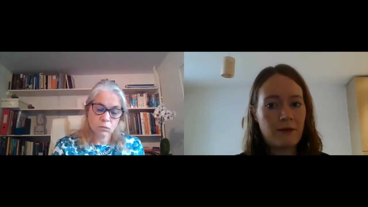 Connecting Crew - Interview with Consultant Clinical Psychologist Dr. Pennie Blackburn