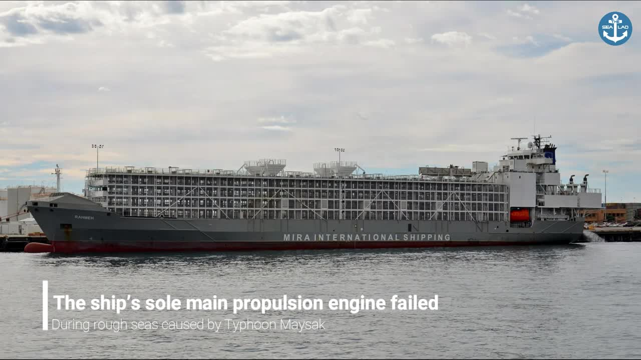 Biggest Ship Accidents That Happened in 2020